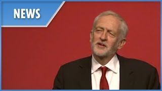 Corbyn receives standing ovation as he assures Jewish people 'we are your ally' - THESUNNEWSPAPER