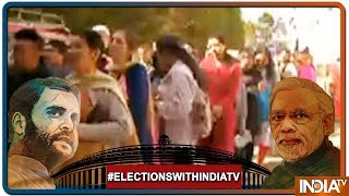 Polling Analysis: Will Mahagathbandhan Pose A Major Threat In U.P And Bihar ? - INDIATV