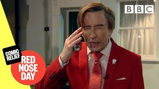 Alan Partridge takes to the streets! - Comic Relief 2019 - BBC