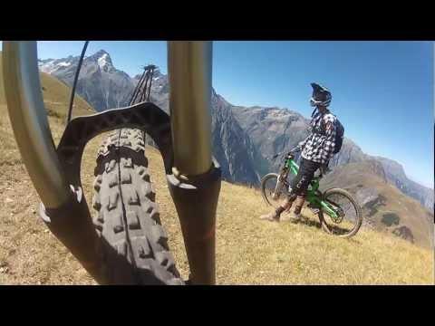 Les 2 Alpes VTT Freeride 3200m II