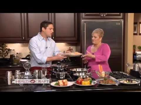 Waterless Cooking Recipes Video on Demand
