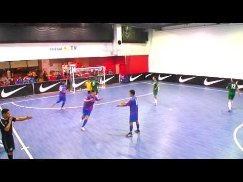 'FUTSAL' Top Scorers 'Futbol Sala, Best Futsal Goals, Futsal Skills and Tricks'
