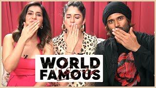 World Famous Lover Movie Video Byte   Vijay Devarakonda   Raashi khanna   Izabelle Leite   TFPC - TFPC