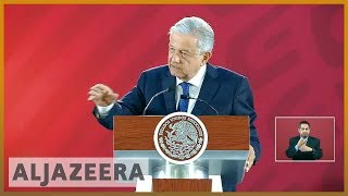 🇲🇽 Mexico's president to choose head of force l Al Jazeera English - ALJAZEERAENGLISH