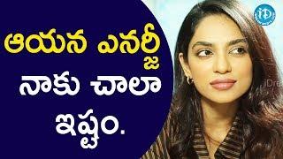 ఆయన ఎనర్జీ నాకు చాలా ఇష్టం - Actress Sobhita || Talking Movies With iDream - IDREAMMOVIES