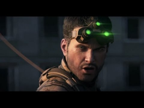 Official Splinter Cell Blacklist World Premiere Trailer [NORTH AMERICA]