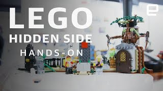 Lego Hidden Side Hands-On - ENGADGET