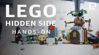Lego Hidden Side Hands-On - ENGADGET