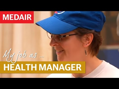 My job as Logistics Manager in Medair's humanitarian relief work (Rebecca)