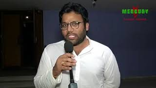Arjun Reddy director Sundeep Vanga about Mercury - idlebrain.com - IDLEBRAINLIVE