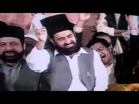 Naat Tan Sadqe Mera Man Sadqe bY Abdul Rauf Rufi in Eidgah Shareef On Qtv Channel