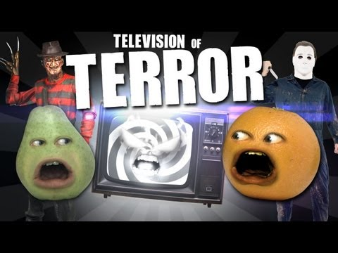 Annoying Orange TV of TERROR