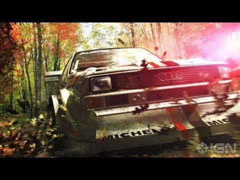 Dirt 3 - Rally Car Trailer