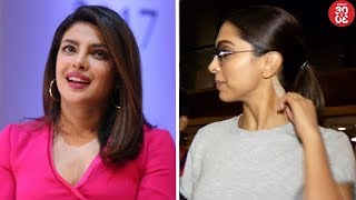 Priyanka Gets Support From Assam Tourism Minsiter | Deepika Spotted At The Airport With Injured Neck - ZOOMDEKHO
