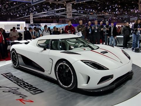 Koenigsegg AGERA R