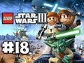 LEGO Star Wars 3 - The Clone Wars - Episode 18 - Weapons Factory  (HD)