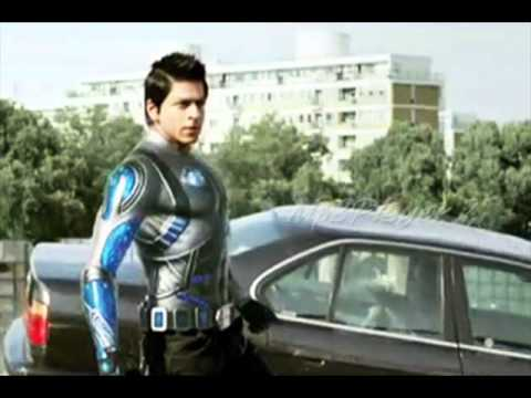 RA One Promo  Song with  LYRICS-  CHAMMAK CHALLO - AKON