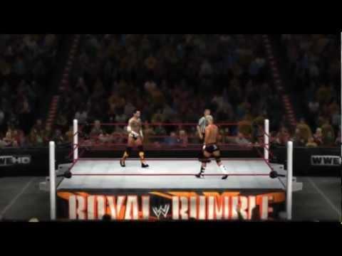 WWE ROYAL RUMBLE 2012 LIVE! WWE '12 LIVESTREAM!