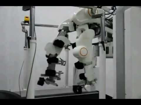 Walkbot - exoskeleton rehab therapy