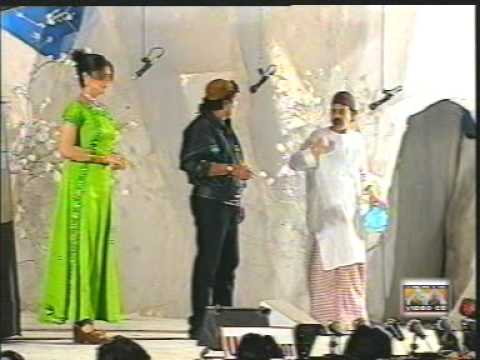 Sikander Sanam Best Stage Shows Eid Manahoo Doom Se Part 1