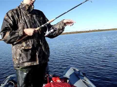 все о рыбалке в сибири видео