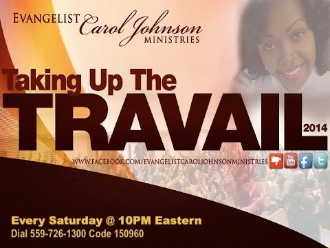 Evangelist Carol Johnson Ministries: Psalms 91:16