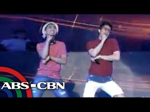 Vhong dances to Psy's 'Gentleman'