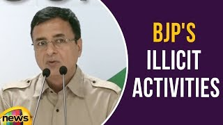AICC Press Briefing By Randeep Surjewala | Indian National Congress | Mango News - MANGONEWS