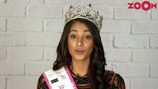 fbb Femina Miss India World 2018 Anukreethy Vas talks about competing for the crown | Bollywood News - ZOOMDEKHO