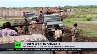 Secret war in Somalia: Amnesty International accuses US of war crimes & civilian deaths - RUSSIATODAY