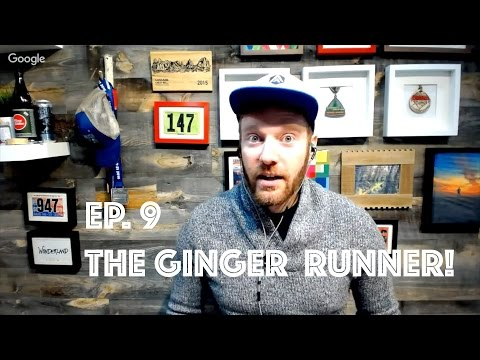 SAGE RUNNING PODCAST EP. 9: THE GINGER RUNNER!
