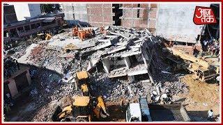 Greater Noida Building Collapse Updates: Three Confirmed Dead, Builder Arrested - AAJTAKTV