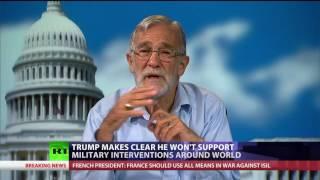 CrossTalk on Trump: Siberian Candidate? - RUSSIATODAY