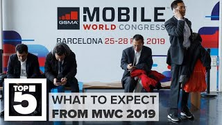 Mobile World Congress 2019: What to expect - CNETTV