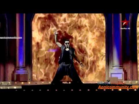 Akshay Kumar Stunning Performance Airtel Superstar Awards 2011-1