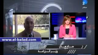 بالفيديو.. وزير الزراعة الجديد: تسويق محاصيل الفلاح أهم أولوياتي