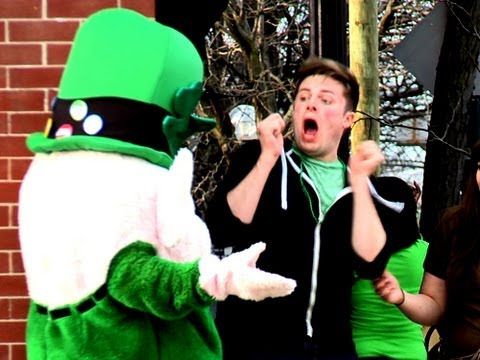 The Pranking Leprechaun