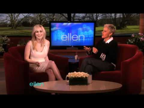 Kellie Pickler on Ellen