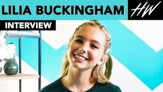 Lilia Buckingham Talks Millie Bobby Brown & Her Experience on Chicken Girls!! | Hollywire - HOLLYWIRETV