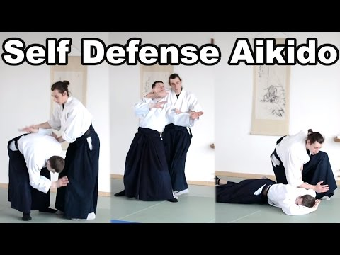 Aikido That Works - Self Defense Aikido
