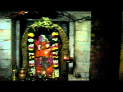 sri hanuman temple - arunachala - girivalam - pradakshina road (Pujaa.se )