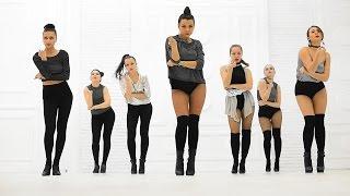 Beyonce - New Shoes / Inna Apolonskaya / High Heels choreography