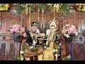 Video Wedding Clip Pengantin Muslim Jawa Pernikahan Santi+Aji di Magelang Jawa Tengah