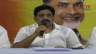 TDP MLC Buddha Venkanna Sensational Comments on YS Jagan and Pawan Kalyan | CVR News - CVRNEWSOFFICIAL