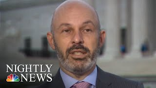 Supreme Court Rules Police Need A Warrant To Use Phone Records For Tracking | NBC Nightly News - NBCNEWS