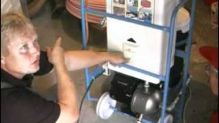Монтаж водяного теплого пола MULTIBETON (обучающее видео)
