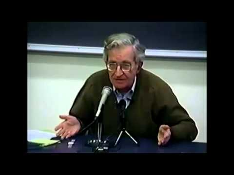 Noam Chomsky - On Internet and U..tube
