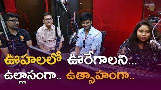 Sammohanam first song Oohalu Oorege Gaalantha launched at Red FM - IGTELUGU