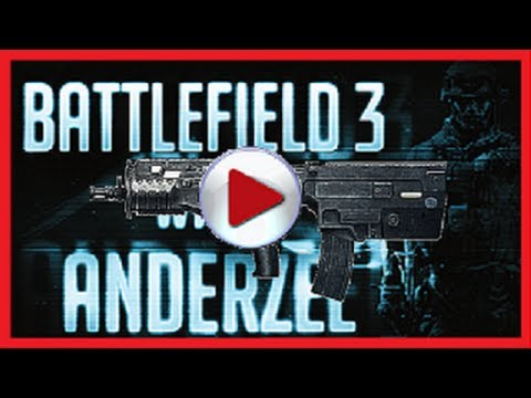 Battlefield 3 Online Gameplay You Boys and Girls Pick The Loadout E23 MTAR