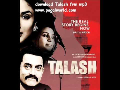 ijazat - Talash Aamir khan Talash leak mp3 song download link